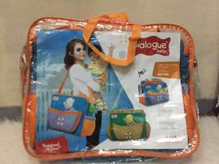 Baby Diaper Bag Large (negotiable)