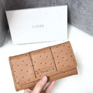 Authentic Guess Trifold Wallet