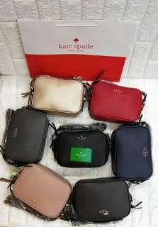 Kate Spade 2zip sling