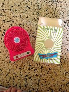 Electric fan for kids
