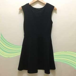 Dress flare black(negotiable)