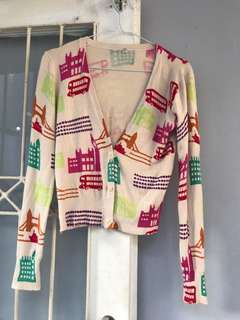 Lora Febian London Tribe Cardigan