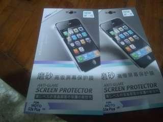 Screen guard Motorola G5 Plus