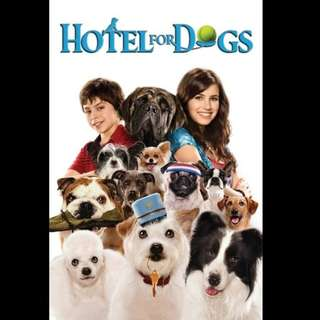 [Rent-A-Movie] HOTEL FOR DOGS (2009)