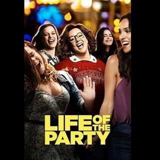 [Rent-A-Movie] LIFE OF THE PARTY (2018)