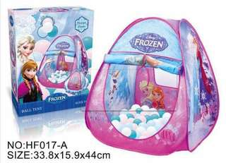 Frozen baLL pLaytent