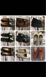NEW OR GREAT CONDITION SHOES AS CHEAP AS $3 NEED GONE THIS WEEK SIZES 7/8 SCROLL THROUGH PHOTOS