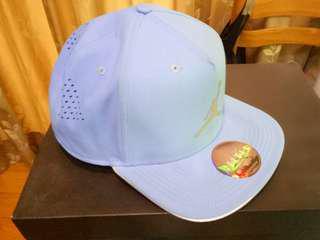 🚚 JORDAN 水藍色 <鴨舌帽>