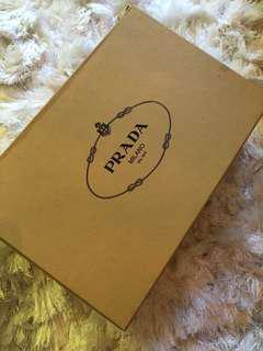 Prada! Amazing shoes ! Size 8.5 paid 700!