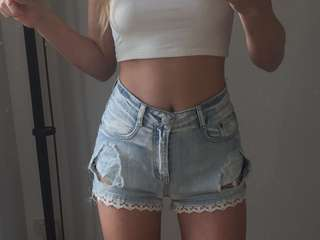 Distressed Boutique Shorts