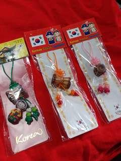 韓國工藝 三件