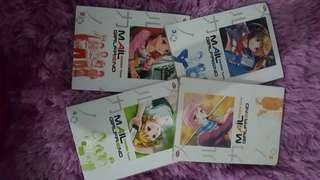 Mail Girlfriend Oleh Oshima Towa
