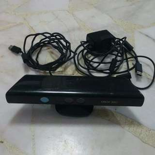 Kinect for Xbox 360 (Include Kinect Power Adapter)