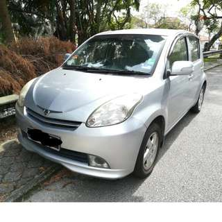 Perodua Myvi XSi AirBag Full spec for sale