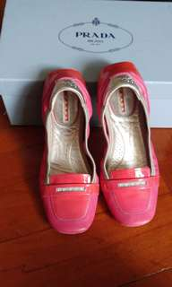 💕💕 Prada Flat Shoes