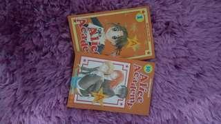 Alice Academy Oleh Tachibana Higuchi