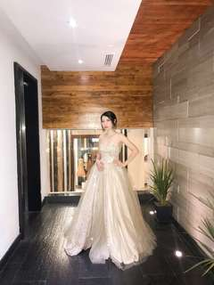 Apartment 8 gown