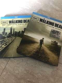 🚚 Walking dead season 1&2