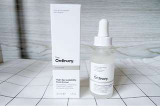 The Ordinary High Spreadability Fluid Primer (Brand New!)