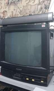 TV television televisyen