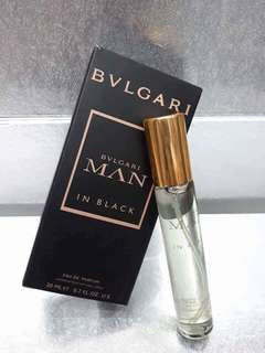 BVLGARI  Man in black 20 ml, Travel perfume