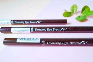 Etude House Drawing Eyebrow 3 shades available (Brand New!)