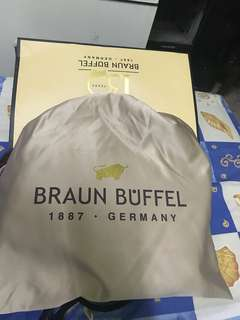 braun buffel cluth