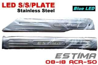 estima steel plate