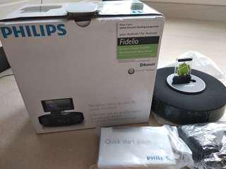 Philips Fidelio docking speaker AS111