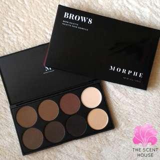 Morphe Brow8 Brow Palette