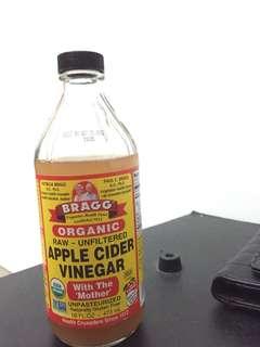 Cuka apel BRAGG asli!!!