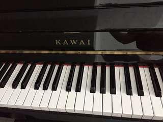 Kawai upright Piano exam model