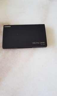 Casio Digital Diary SF-4000