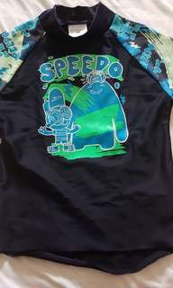 Speedo Rashguard for 1-2 yrs old