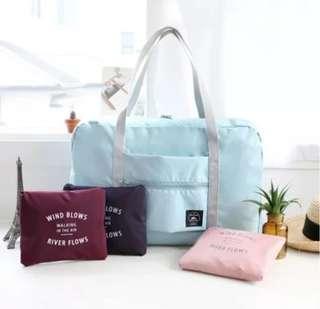 Foldable Bag/ Travel Bag/ Travel Essentials/Travel Organiser/ Travel Organizer/Shopping Bag