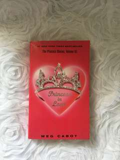 Princess in Love Pocketbook