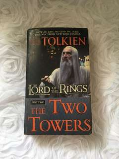 "Lord of the Rings ""The Two Towers"""