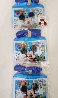 🚚 Mickey mouse lanyard (A)