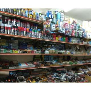 Hardware & Tools business to let