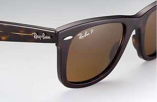 Ray Ban Wayferer 54mm brown