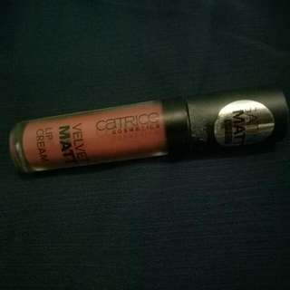 Catrice Velvet Matt Lip Cream 030 Hazel - Rose Royce
