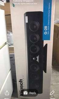 BNIB Klipsch G28 Centre Speaker for Sale