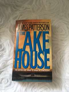 "James Patterson ""The Lake House"""