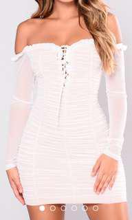 Maura Mesh Fashionova dress M