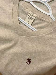 Abercrombie & Fitch Muscle Tee Size Small