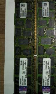 Kingston 8GB DDR3 RAM for SERVER