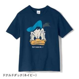<🇯🇵日本預購> 迪士尼男裝 Tee