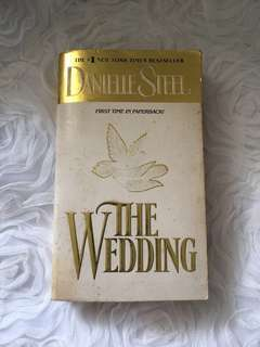 "Danielle Steel ""The Wedding"""