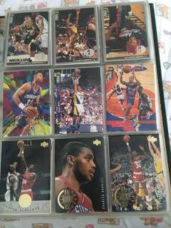 USA NBA Collectible Original Cards Upper Deck
