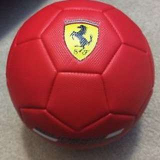 BRAND NEW limited edition FERRARI match ball (50% off)